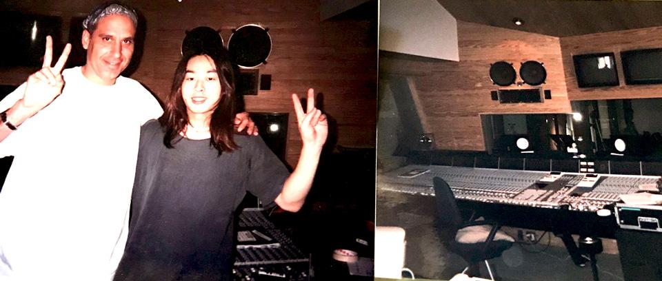 軽井沢ウッドストックレコーディングスタジオ(1997年)