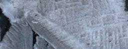 2月17日軽井沢。立春。魚上氷。